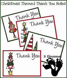 Printable Christmas Note Cards Free Christmas Thank You Notes Christmas Thank You