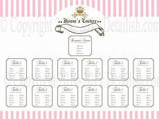 Downloadable Seating Chart 4 Best Images Of Printable Blank Wedding Seating Charts