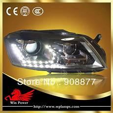 2012 Vw Passat Light Assembly 2012 2013 Vw Magotan Passat B7 Headlight With Led Drl And