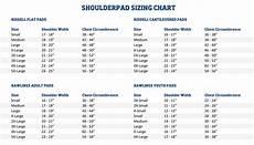 Riddell Sizing Charts Shoulder Pads Rawlings Combat Cp46l American Football Shoulder Pads