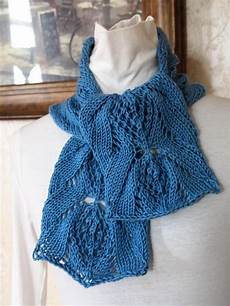 knitting scarf dahlia pdf knitting scarf pattern