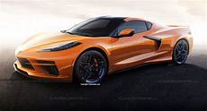 2020 Chevrolet Corvette Images by New 2020 C8 Render Page 4 Corvetteforum Chevrolet