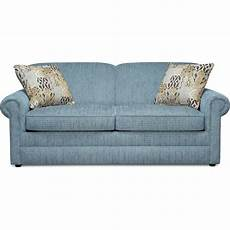 shop kerry blue 72 inch sofa free shipping today