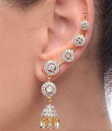 Earrings Design Images Jewels Galaxy Designer Hanging Earring Buy Jewels Galaxy