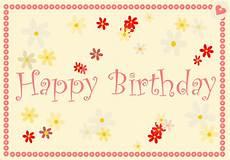 Cards Of Happy Birthday Birthday Card Birthday