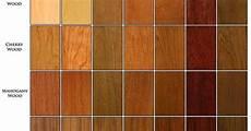Mahogany Wood Stain Color Chart Mahogany Stain Color Charts Wood Species Color Chart