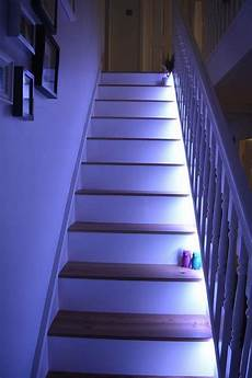 Led Lights For Stairs 17 Light Stairs Ideas You Can Start Using Today Outdoor