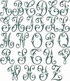 monogram embroidery 1 2 3 letter jan de luz linens
