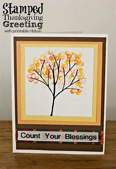 how to make a thanksgiving cards easy thanksgiving cards to make stamping ideas