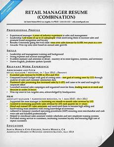 Retail Sales Manager Resume Samples Resume Tips Retail Manager Retail Manager Resume Sample