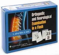 Orthopedic And Neurological Examination Flash Cards
