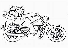 motorrad mir malvorlagen ausmalbilder
