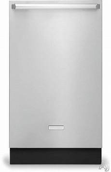 Electrolux Dishwasher Delay Lights Electrolux Iq Touch Series Eidw1805ks Integrated