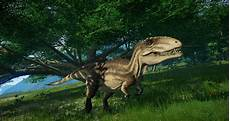 carcharodontosaurus model edit for jurassic world