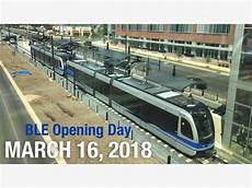 Charlotte Light Rail Tickets Light Rail Extension In North Charlotte To Open March 16