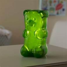 Red Gummy Bear Night Light Gummy Bear Nightlight The Green Head
