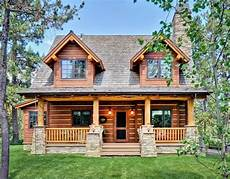 Log House Design Small Log Home Plans American Classics