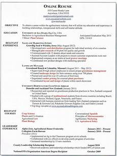 How To Do Your Cv Online Developing A Great Online Resume Online Resume Online