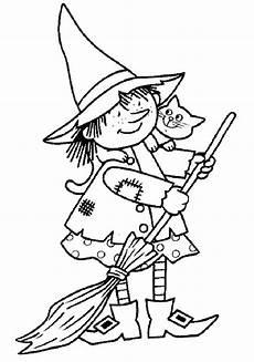 Ausmalbilder Zauberer Und Hexen Ausmalbilder Hexen 001 Jpg 591 215 841 The Witch