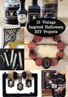 15 vintage inspired diy projects diycandy