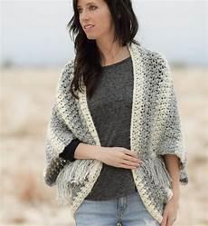 light easy blanket sweater crochet pattern in