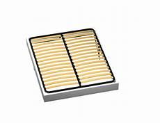 bed slats 3d cad model library grabcad