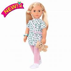 evely 18 inch hospital doll our generation