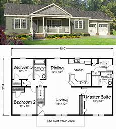 small ranch house plan two what do you think of this ranch style home ranch style