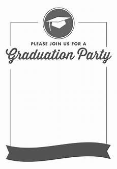 Design Graduation Invitations Online Free Free Printable Graduation Party Invitation Template Gree