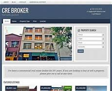 Commercial Real Estate Templates Hassle Free Commercial Real Estate Website Templates 29doors