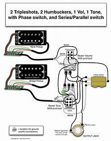 Duncan Designed Wiring Diagram Seymour Duncan Wiring Diagram 2 Triple Shots 2