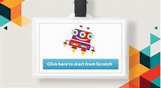 Make Id Badges Online Free Badge Maker Free Online Name Tag Creator Makebadge