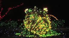 Brookside Gardens Lights Hours Brookside Garden Of Lights Display In Wheaton Youtube