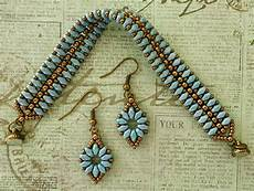 beadwork super duo s crafty inspirations earrings to go with the