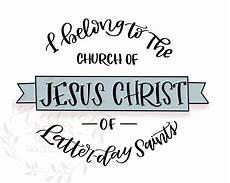 I Belong To The Church Of Jesus Christ Flip Chart I Belong To The Church Of Jesus Christ Of Latter Day Saints