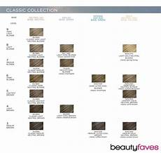 Professional Clairol Hair Color Chart Clairol Professional New Classic Collection Permanent