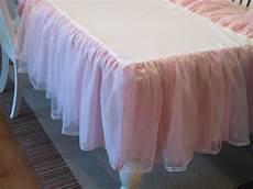 house happenings tulle bed skirt