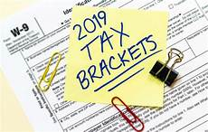 Tax Brackets 2019 Chart 2019 Federal Income Tax Brackets For Your 2018 Returns Ebc