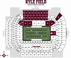 Tamu Football Seating Chart Is Section 126 Designated For Texas A Amp M Students