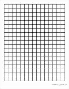 Large Graph Paper 1 Inch Squares Free Graph Paper 2 Squares Per Inch Heavy Black From