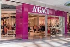 A Guci A Gaci Clothing Store Storefront Commercial Glass