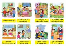 Good Habits Chart For School Buy Good Habits Books For Kids Good Habits Book For Children