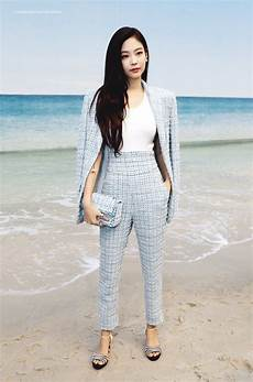 blackpink s jennie is the human chanel at fashion