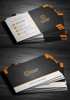 Elegant Business Cards Elegant Business Cards Psd Templates Design Graphic
