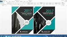 Title Page For Word Awesome Cover Page Designing In Ms Word 2013 Youtube