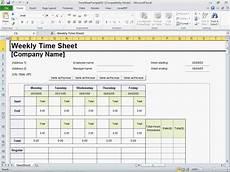 Excel Spreadsheet Timesheet Template Timesheet Template Excel Doliquid