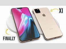 Apple iPhone XI Pro 2019 flagship: triple lens cameras