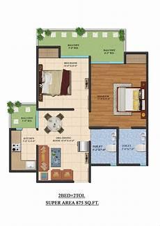 Nursery Floor Plans Ajnara Le Garden Floor Plan Noida Extension Greater