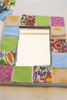 fabric crafts frames the 25 best images about things to do with fabric swatches