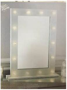 Vanity Mirror With Lights Battery Hollywood Led Vanity Mirror 14 Lights Battery Powered
